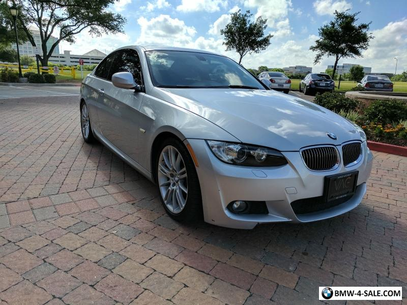 2010 Bmw 3 Series M Sport Coupe 2 Door For Sale In United