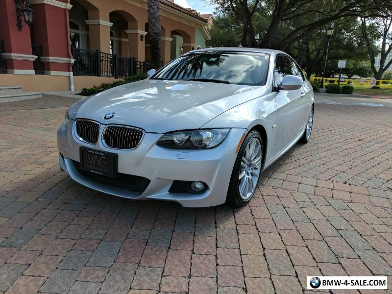 2010 bmw 3 series m sport coupe 2 door for sale in united states. Black Bedroom Furniture Sets. Home Design Ideas