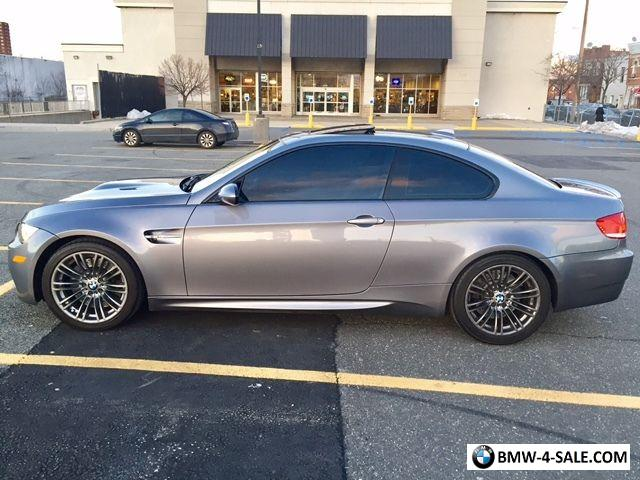 2008 bmw m3 base coupe 2 door for sale in united states. Black Bedroom Furniture Sets. Home Design Ideas