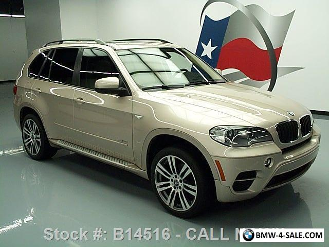 2013 Bmw X5 Xdrive35i Awd Premium Pano Roof Nav 3rd Row For Sale In