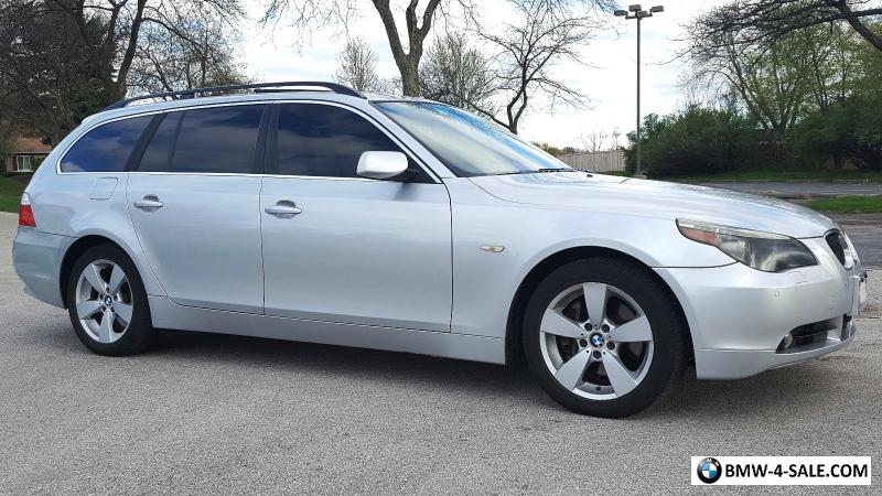 2006 bmw 5 series 530xi sport wagon xdrive for sale in. Black Bedroom Furniture Sets. Home Design Ideas