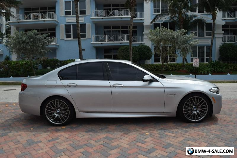 2014 Bmw 5 Series 535d For Sale In United States