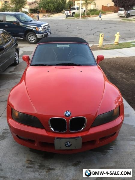 1997 Bmw Z3 For Sale In United States