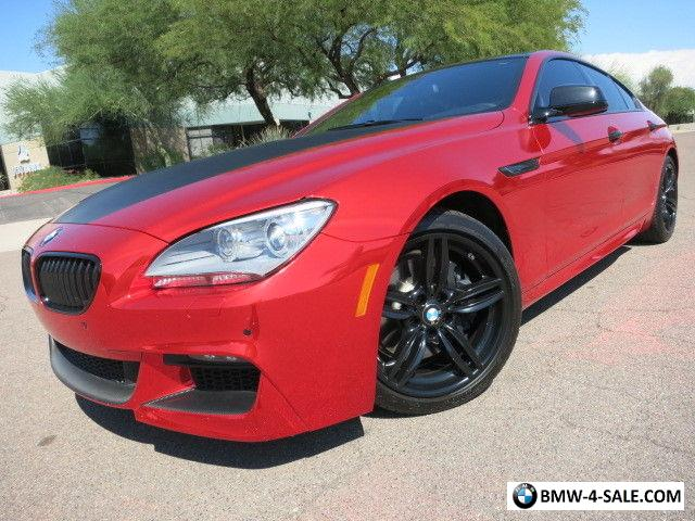 2013 bmw 6 series 650i gran coupe for sale in united states. Black Bedroom Furniture Sets. Home Design Ideas