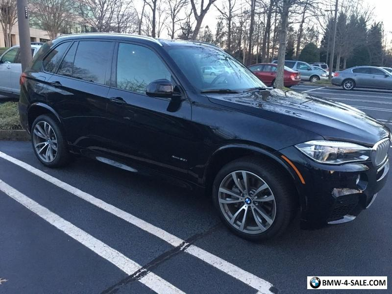 Used Bmw 5 Series For Sale >> 2016 BMW X5 50i for Sale in United States