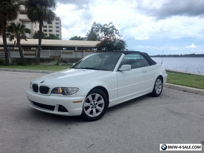 2006 Bmw 3 Series Convertible For