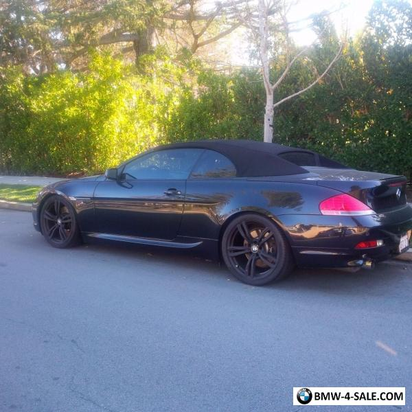2004 BMW 6-Series Sport Package For Sale In United States