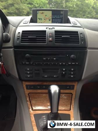 How To Clean Leather Car Seats >> 2006 BMW X3 M-Sport for Sale in United States