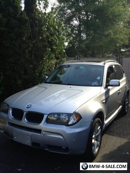 2006 BMW X3 M Sport For Sale