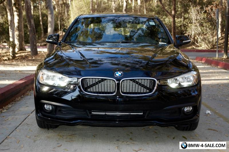 2016 Bmw 3 Series For