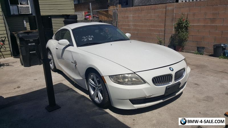 2007 bmw z4 coupe for sale in united states. Black Bedroom Furniture Sets. Home Design Ideas