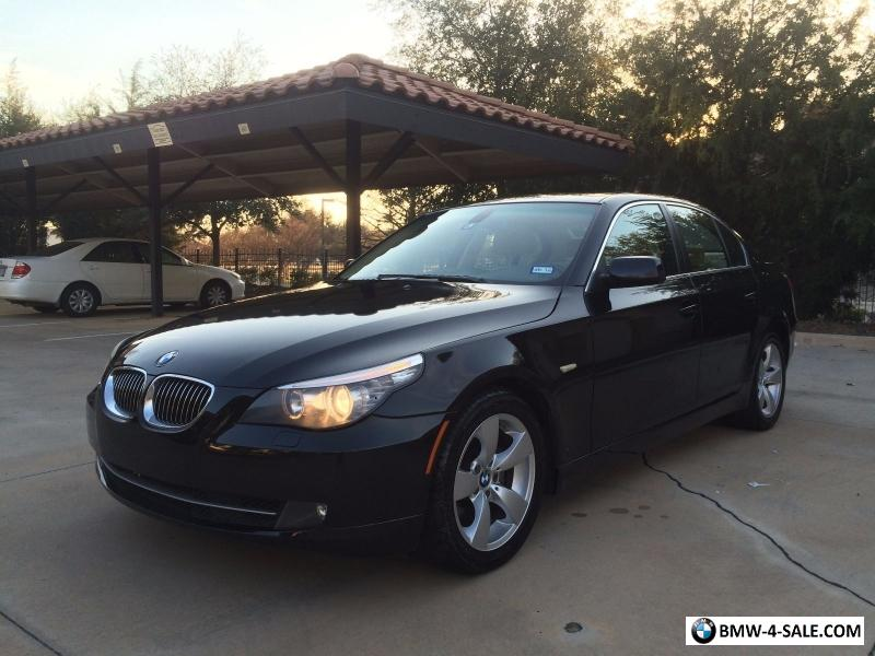 2008 BMW 5-Series 528i for Sale in United States
