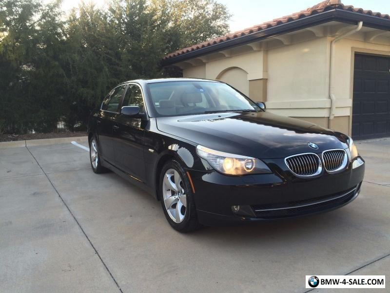 2008 BMW 5 Series 528i for Sale in United States