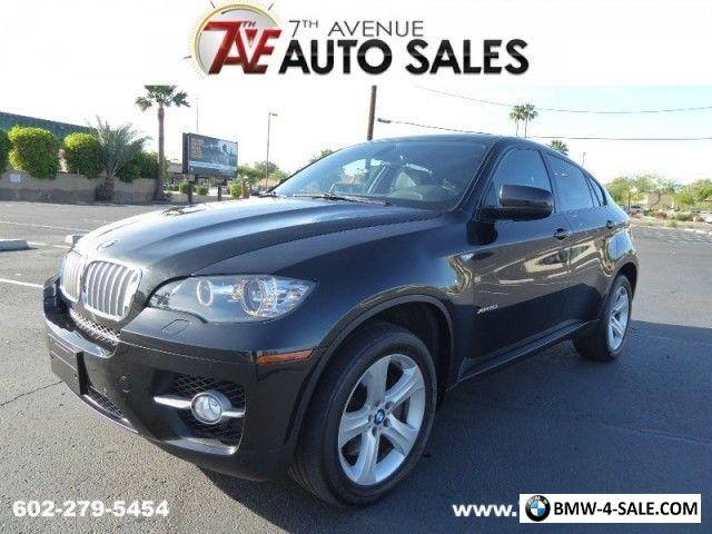 2012 Bmw X6 For Sale In United States