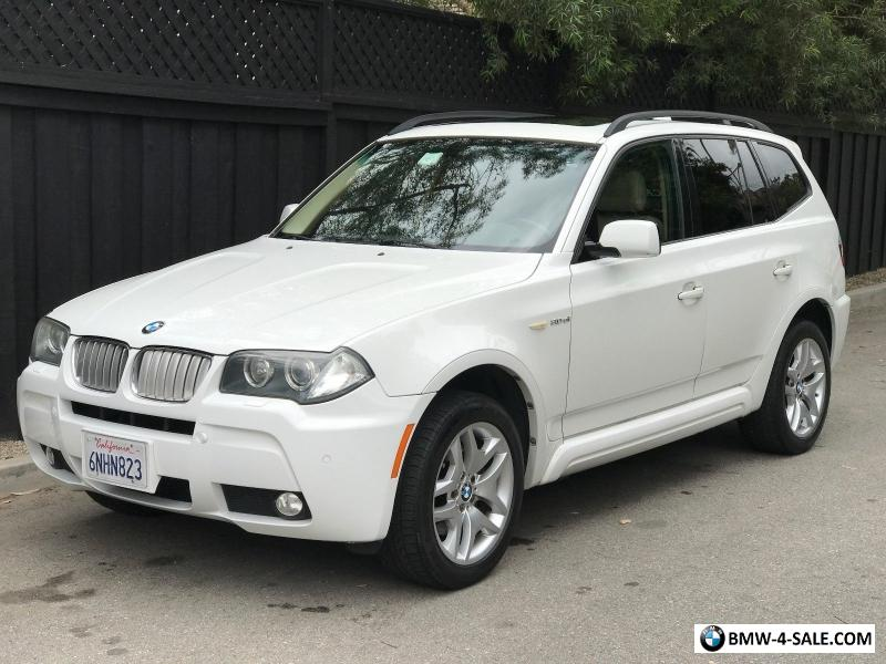 2008 bmw x3 m line for sale in united states. Black Bedroom Furniture Sets. Home Design Ideas