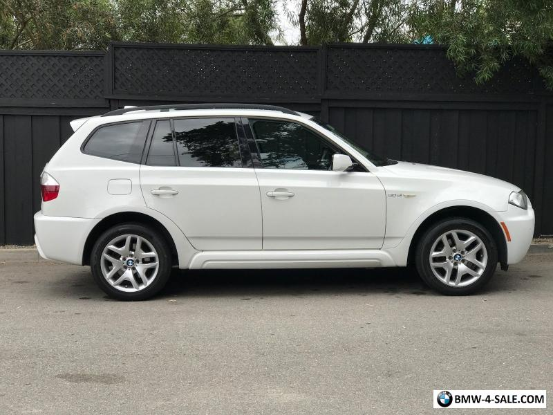 2008 Bmw X3 M Line For Sale In United States