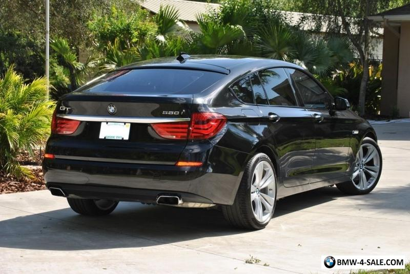 2010 BMW 5 Series Base Hatchback 4 Door For Sale