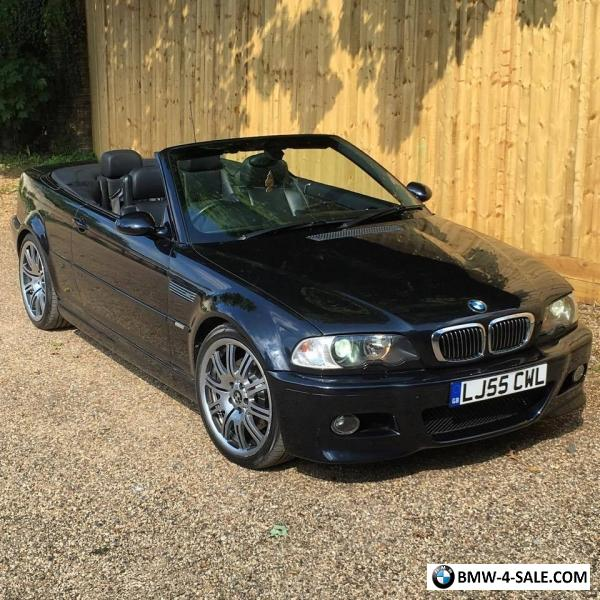 Bmw 650i 4 Door Convertible: 2005 Sports/Convertible M3 For Sale In United Kingdom
