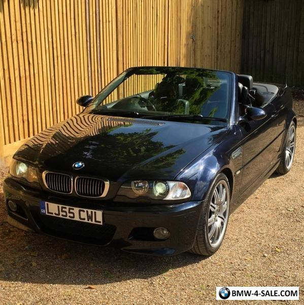 2005 sports convertible m3 for sale in united kingdom. Black Bedroom Furniture Sets. Home Design Ideas