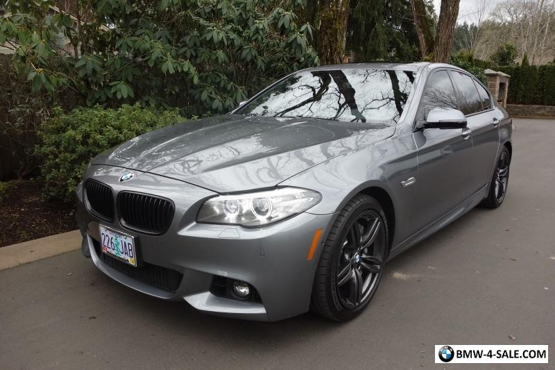 2015 BMW 5 Series M Sport For Sale