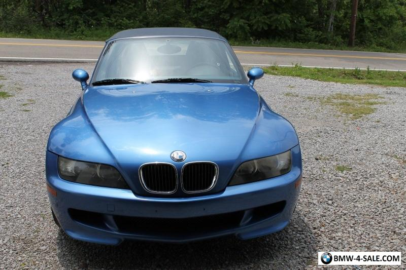 2000 Bmw Z3 Roadster Convertible M Wide Body Great Price