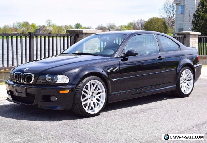 2002 bmw m3 base coupe 2 door for sale in united states. Black Bedroom Furniture Sets. Home Design Ideas
