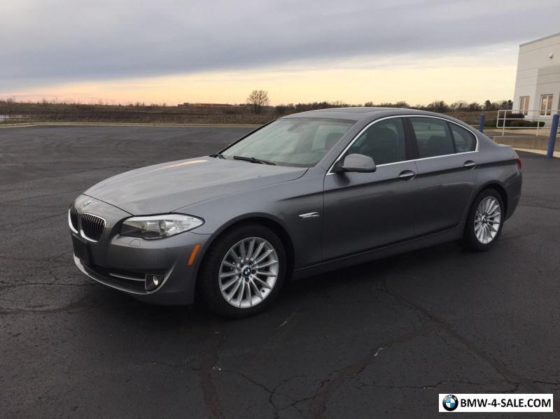 2011 bmw 5 series for sale in united states. Black Bedroom Furniture Sets. Home Design Ideas
