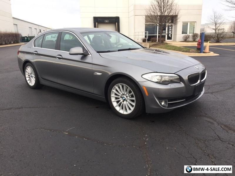 2011 BMW 5 Series for Sale in United States