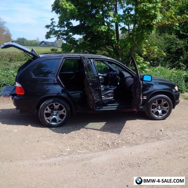Bmw Z5 For Sale: 2001 Four Wheel Drive X5 For Sale In United Kingdom