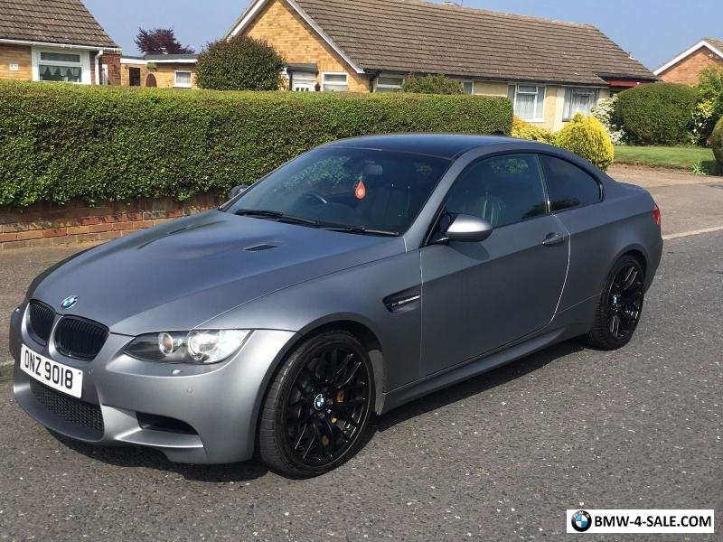 2010 coupe m3 for sale in united kingdom. Black Bedroom Furniture Sets. Home Design Ideas