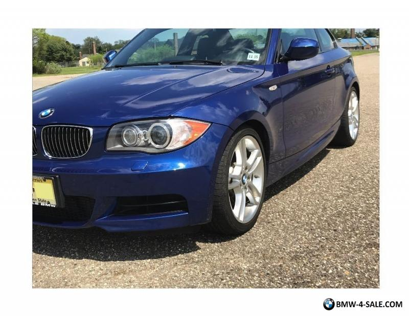 2011 Bmw 1 Series 135i Coupe M Sport For Sale In United States