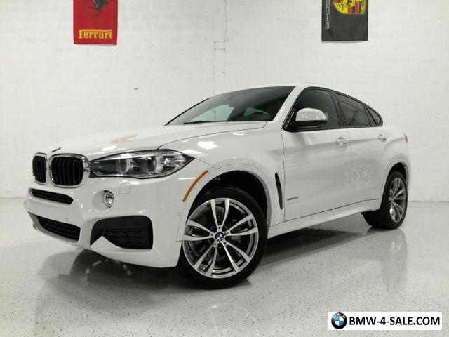 2015 bmw x6 xdrive35i m sport prem pkg cold weather pkg drive. Black Bedroom Furniture Sets. Home Design Ideas