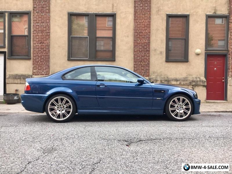 2003 bmw m3 coupe for sale in united states