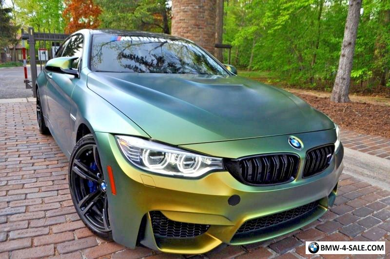 2016 bmw m4 competition package loaded for sale in united states. Black Bedroom Furniture Sets. Home Design Ideas