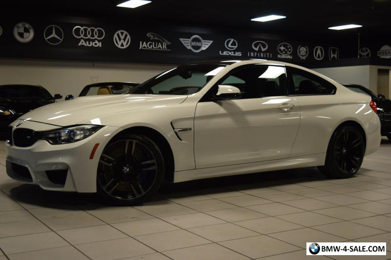 2016 Bmw M4 Base Coupe 2 Door For Sale In United States
