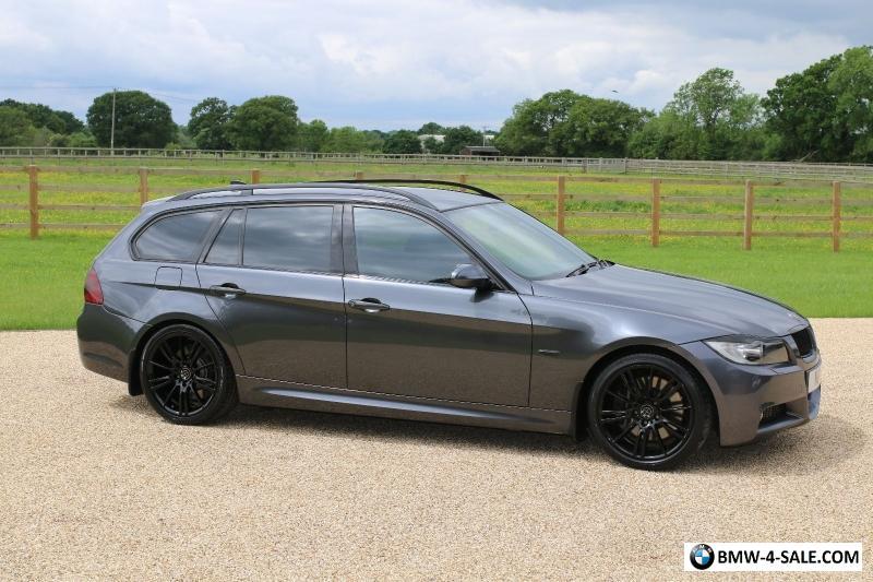 2007 estate 3 series for sale in united kingdom rh bmw 4 sale com BMW Diesel 335D BMW 335D Engine