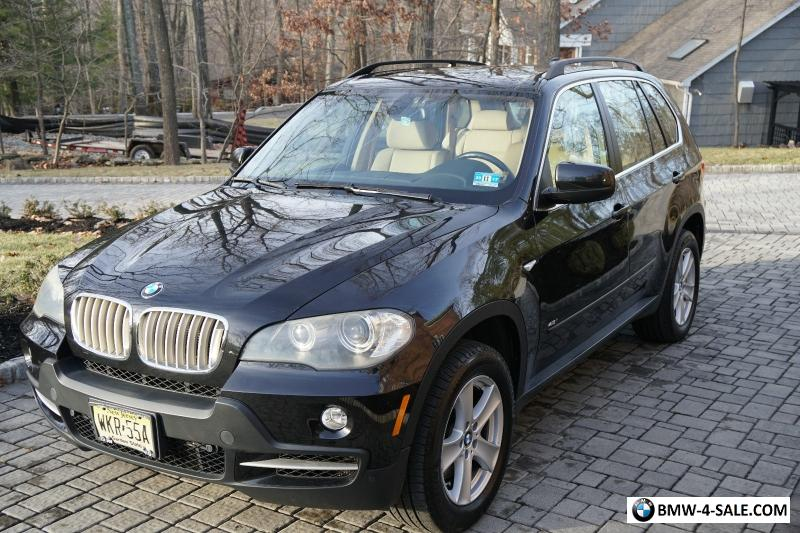Used Car Dealerships In Nj >> 2008 BMW X5 4.8i Sport Utility 4-Door for Sale in United ...
