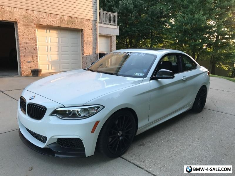 2017 Bmw 2 Series M235i Xdrive For