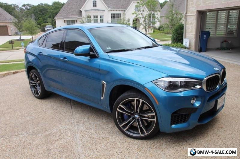Bmw X6 M 2016 >> 2016 Bmw X6 M Models X6m Sport Active Coupe For Sale In