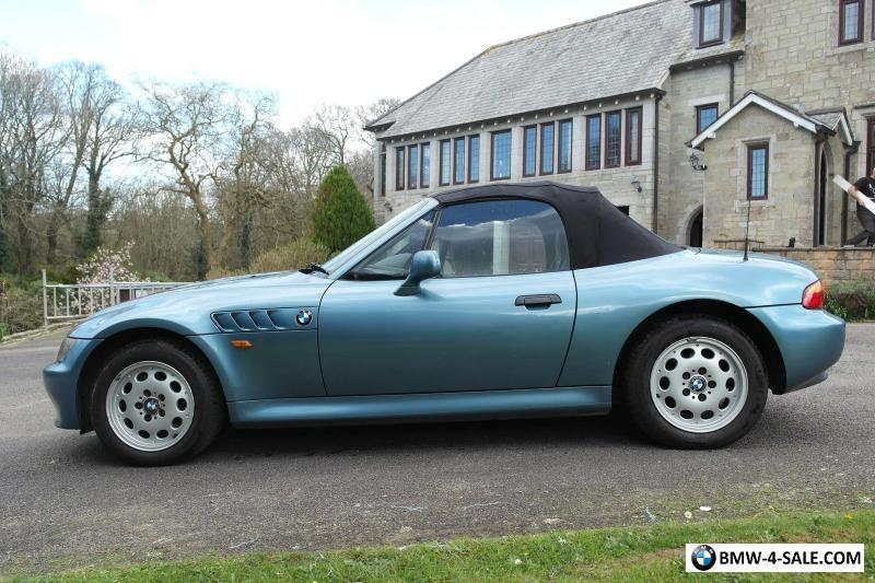 1999 sports convertible z3 for sale in united kingdom. Black Bedroom Furniture Sets. Home Design Ideas