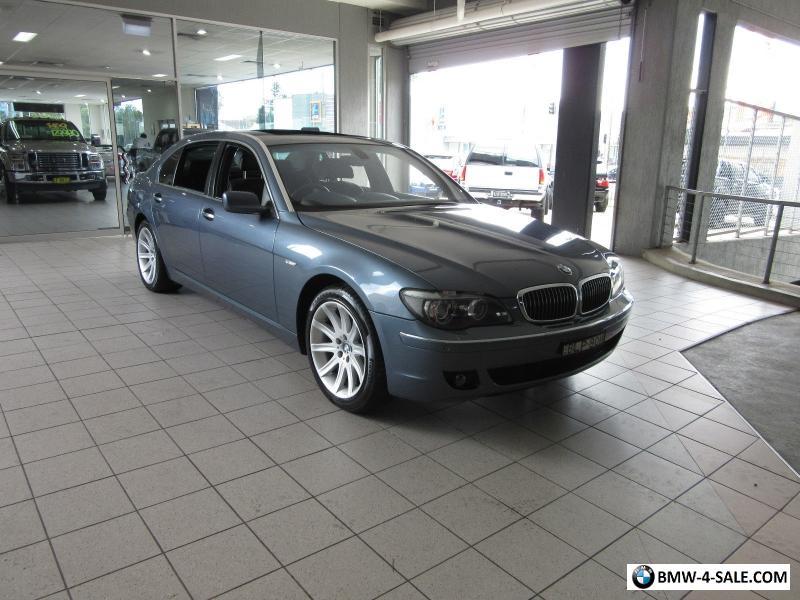 Bmw Il For Sale In Australia - 2008 bmw 750il