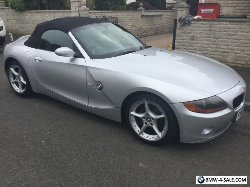 2003 Bmw Z4 For Sale In United Kingdom