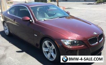 2007 bmw 3 series coupe for sale in united states. Black Bedroom Furniture Sets. Home Design Ideas