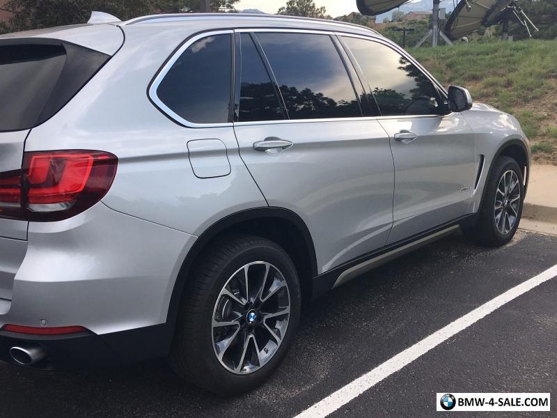 Bmw Dealership Denver >> 2017 BMW X5 x35i Drive for Sale in United States