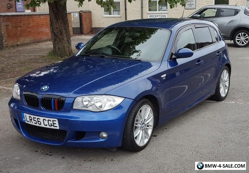 2006 bmw 1 series for sale in united kingdom. Black Bedroom Furniture Sets. Home Design Ideas