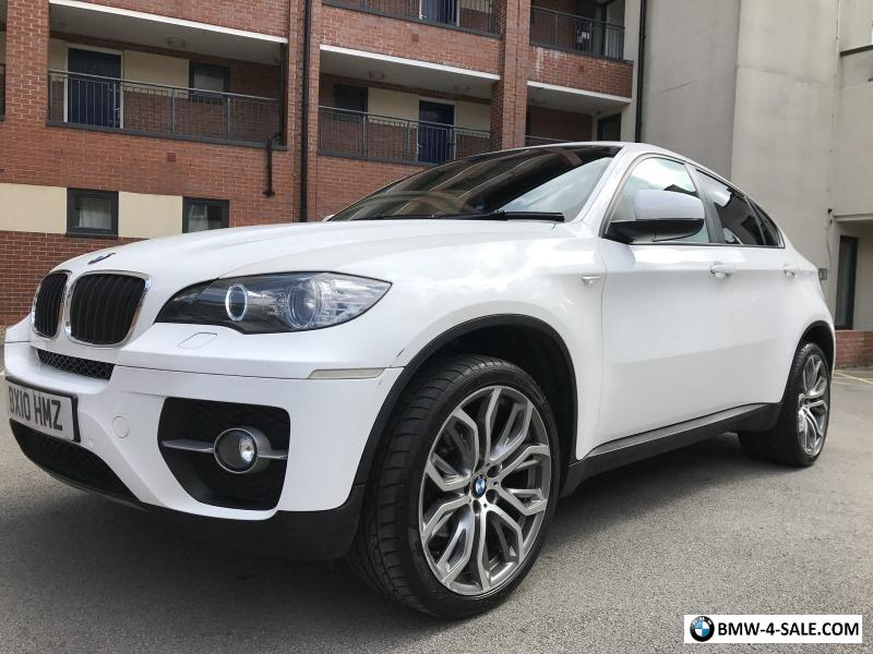 2010 Four Wheel Drive X6 For Sale In United Kingdom