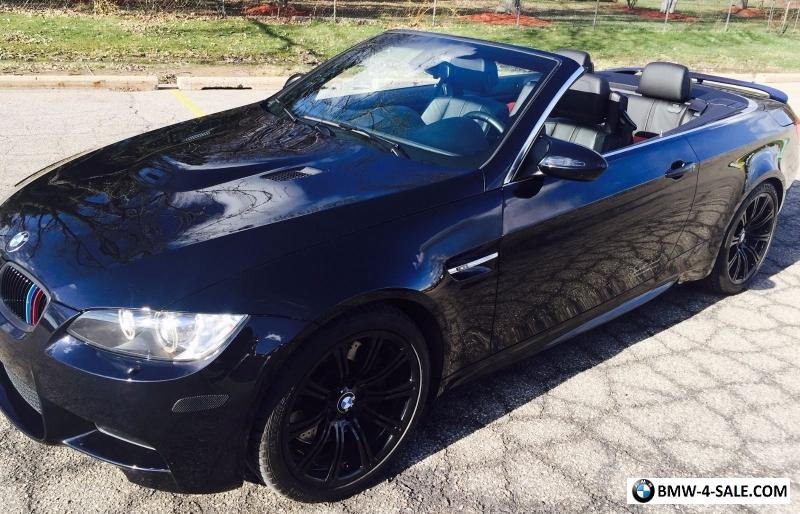 2011 bmw m3 convertible for sale in canada. Black Bedroom Furniture Sets. Home Design Ideas