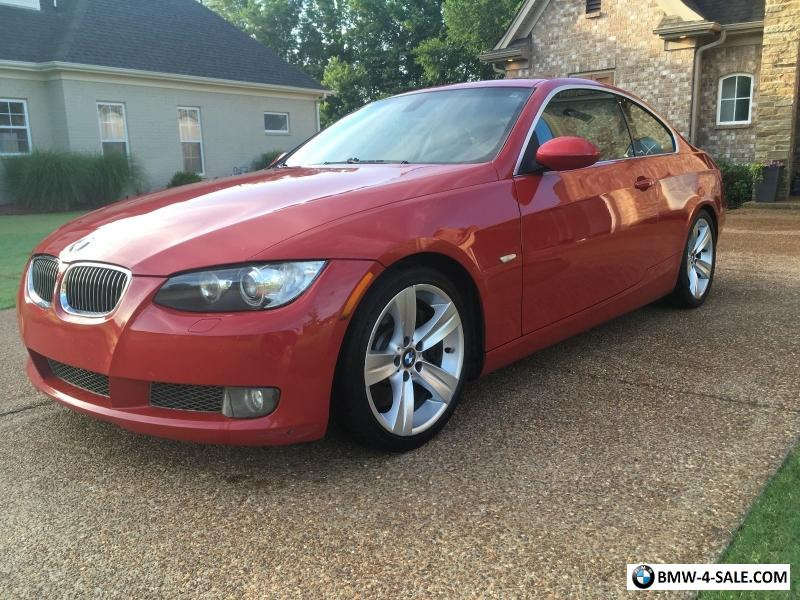 2007 Bmw 3 Series 335i Sports And Premium Packages For