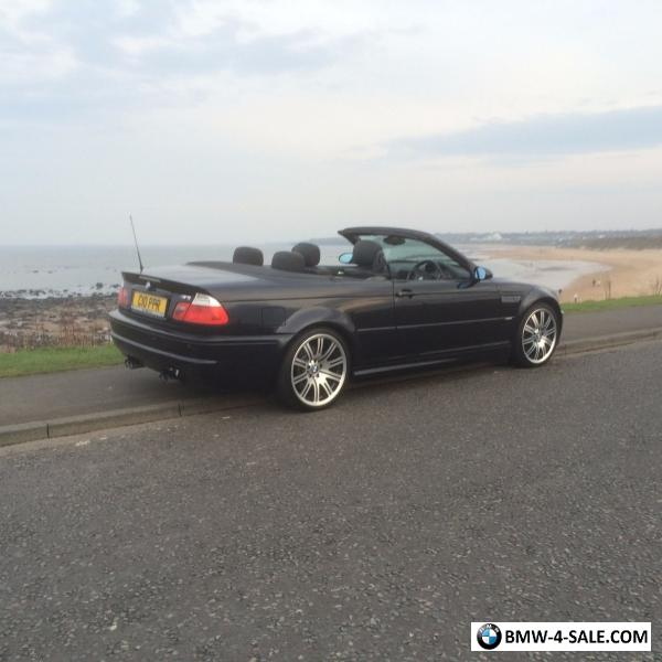 2004 Sports/Convertible M3 For Sale In United Kingdom