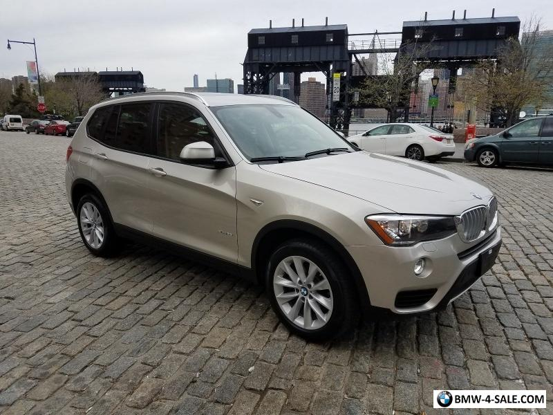 2016 bmw x3 xdrive for sale in united states. Black Bedroom Furniture Sets. Home Design Ideas